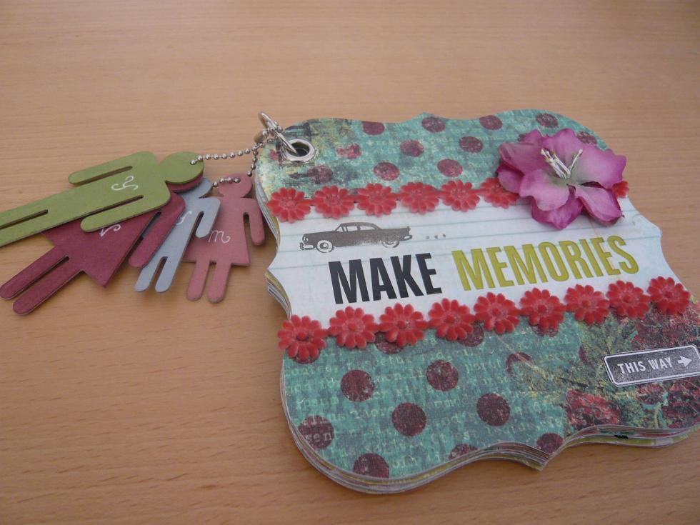 MAKE MEMORIES①